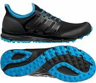 Adidas Climacool Golf Shoes Black Blue Cyan Q44600 Mens New