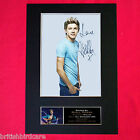 NIALL HORAN 1D Mounted Signed Photo Reproduction Autograph Print A4 116