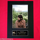 RAY LAMONTAGNE Autograph Mounted Signed Photo RE-PRINT A4 154
