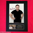 RICKY GERVAIS Autograph Mounted Signed Photo RE-PRINT A4 22