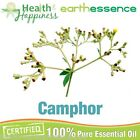 earthessence CAMPHOR ~ CERTIFIED 100% PURE ESSENTIAL OIL ~ Therapeutic Grade