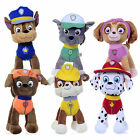 "NEW OFFICIAL 12"" PAW PATROL PUP PLUSH SOFT TOY NICKELODEON DOGS SUPERHERO JUNGLE"