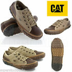 CATERPILLAR CAT calzature SCARPE UOMO TELA beige ESTATE KELLAN CANVAS sneakers