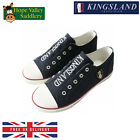 Kingsland Perry Canvas Shoe Trainers (142-AC-535~) - Sale FREE UK Shipping