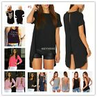 Fashion Spring Women Tank Tops Vest Blouse Sleeveless Casual Crop Tops Hot