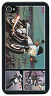 Vintage Z1-R Motorcycle Advert Cover/Case For iPhone 4/4S Motorbike Classic Bike