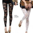 Women New Sexy Skinny Leggings Stretchy Pencil Pants High Waist Bodycon Trousers