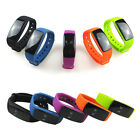 OEM Smart Bracelet Smart Watch Heart Rate Monitor ID107 Fitness Track Wristband