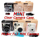 1P Fuji Instax Mini 7S 8/ 25 50S 90 Camera Accessory Bundle Clear for all Color