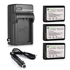 LP-E10 Battery + Charger For Canon Rebel T5 T6 T3 EOS 1100D 1200D 1300D Kiss X50