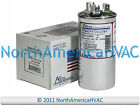 OEM Amrad Run Capacitor 55 + 7.5 uf MFD 370 / 440 Volt USA2218A Made in USA!