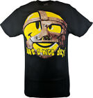 Mankind Have a Nice Day Mick Foley Mens Black T-shirt