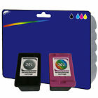 Remanufactured Ink Cartridges for the HP No. 301 Printer Range – Various Bundles