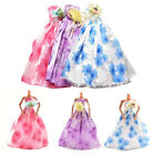 1 Pcs Fashion Wedding Dress for Barbies Best Gift for Doll Accessories LA