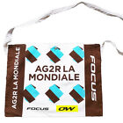 AG2R PRO CYCLING TEAM FEED BAG MUSETTE - Fixed Gear - Made in Italy