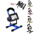 Outdoor Portable Rechargeable LED Flood Spot Light Camping Spotlight Lamp DZ88