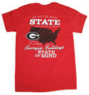 University Of Georgia Bulldogs State Of Mind T-Shirt