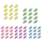 Wonder Clips Quilters clips Sewing Clip Quilters clips Usefel Craft Tool 50pcs