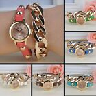Fashion Women Bracelet Bangle Watch Lady Band Quartz Analog Wrist Watch