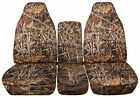 Camouflage Seat Covers 1997-1999 Dodge Dakota 40 20 40 Seats