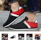 New Fashion England Men's Breathable Recreational Sports Running Flat Shoes