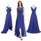 KK Ball Gown Evening Prom Party Dress Homecoming High-Low Elegant Bridesmaids