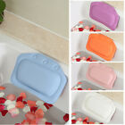 Relaxing Cushioned Bath Spa Pillow Head Neck Rest Bathtub Pillow