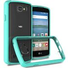 CoverON for LG Optimus Zone 3 Case Slim Hybrid Hard Phone Cover