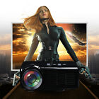 800lumens1080P HD Home Theater HDMI Video Android 4.4 TV LED LCD Mini Projector