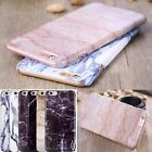 Ultra Thin Printed Marble Pattern Back Case Cover For Apple 6 6s Plus