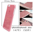 Luxury Ultra Thin Crystal Cute Candy Hard Case Cover SKin For iphone 6S 6 Plus