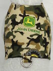 DOG CAT FERRET Custom Couture Harness~Green Camouflage JOHN DEERE Country Cowboy
