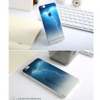 Soft Flexible Shell Printed Sky Lightning Cover Protection Case for iPhone 6 Plu