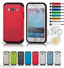 32nd Slim Armour Shockproof Case Samsung Galaxy Grand Prime + Screen Protector