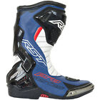 RST PRO SERIES MOTORCYCLE BOOTS RACE SPORT 2016 IN STOCK NOW BLACK / BLUE