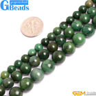Natural Green African Jade Jadeite Round Beads For Jewelry Making 6mm 8mm 10mm