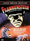 UNIVERSAL STUDIOS CLASSIC MONSTER COLLECTION FRANKENSTEIN DVD