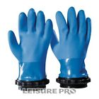 Bare Dry Glove Set, Blue