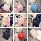 Women Canvas Shoulder School Bag Girls Backpack Travel Satchel Rucksack Handbag