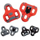 LOOK KEO GRIP BIKE PEDAL CLEATS  Black / Grey / Red (Grip Antislip version)