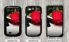 RED ROSE ON PIANO ROMANTIC CASE FOR SAMSUNG GALAXY S3 S4 NOTE 3 -jgb7Z
