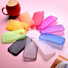 Hot Translucent Slim Matte Frost Soft PC Case Cover For Samsung Galaxy S4 I9500