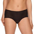 PRIMA DONNA TWIST ONLY YOU SHORTY 0541412 NOIR NEUF HOTPANTS NEW