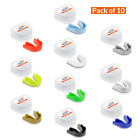 10 x GAME GUARD Adult/Junior Mouth Guard, Gum shield, Boxing, Hockey,Rugby MMA