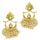 Pearl sets earrings bridal jewellery sets kundan Indian jewellery SAEA0898WH
