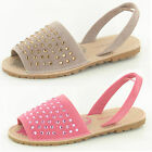Wholesale Girls Sling Back Sandals 14 Pairs Sizes 10-2  H0127