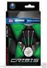 Winmau Crisis 90% Tungsten darts with Onyx coating 22g - High performance