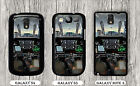 AMERICAN WAR JET INSIDE COCKPIT CASE FOR SAMSUNG GALAXY S3 S4 NOTE 3 -ghf5Z