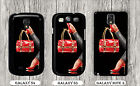 FASHION RED SHOES & BAG FASHION SET CASE FOR SAMSUNG GALAXY S3 S4 NOTE 3 -ser6Z