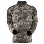 Sitka Men's Traverse Zip-T - Open Country, Small &  3XL Free Fast Shipping!